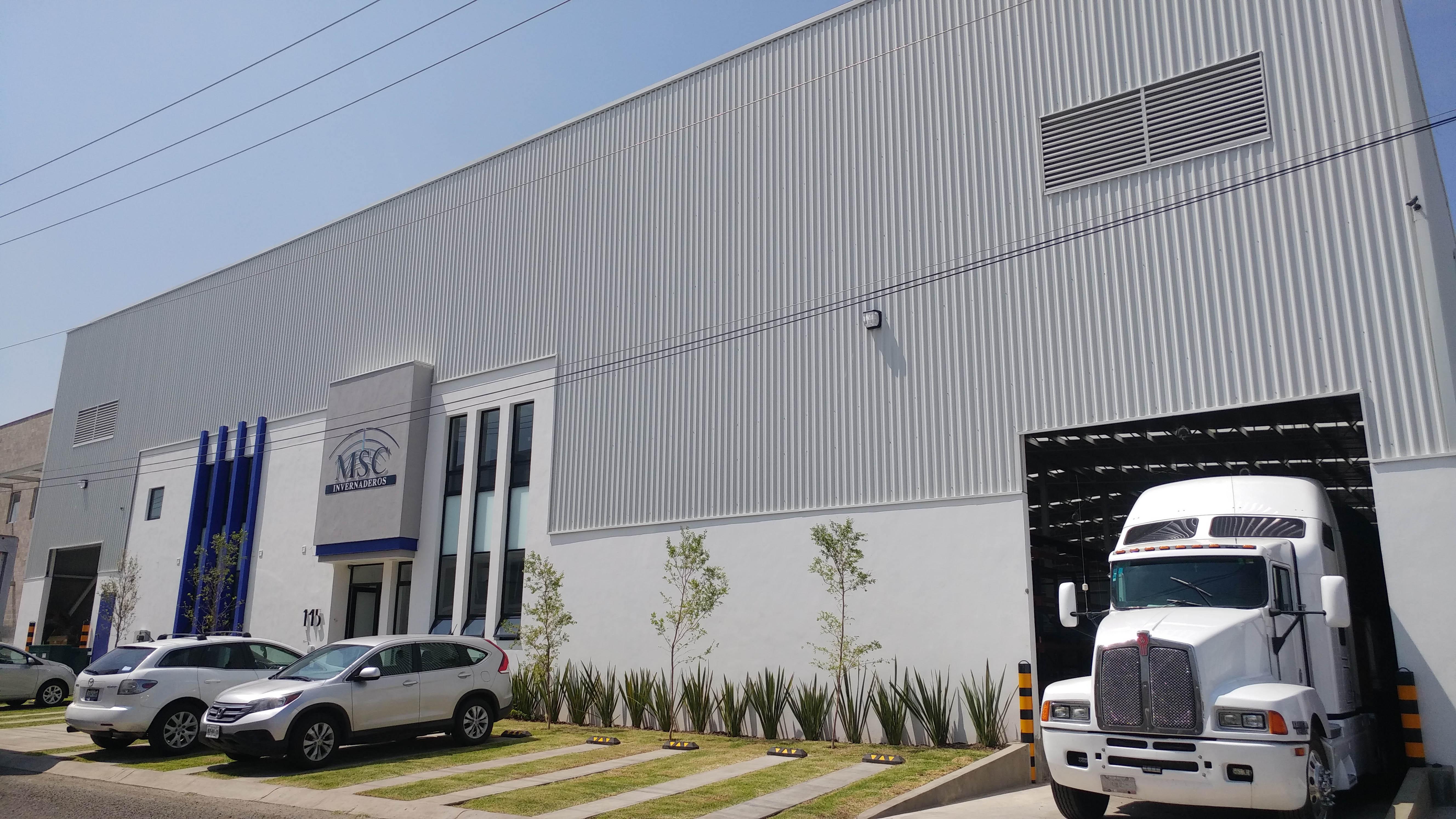 Nueva fábrica en México