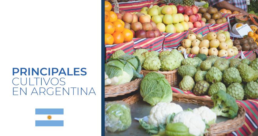 cultivos en argentina