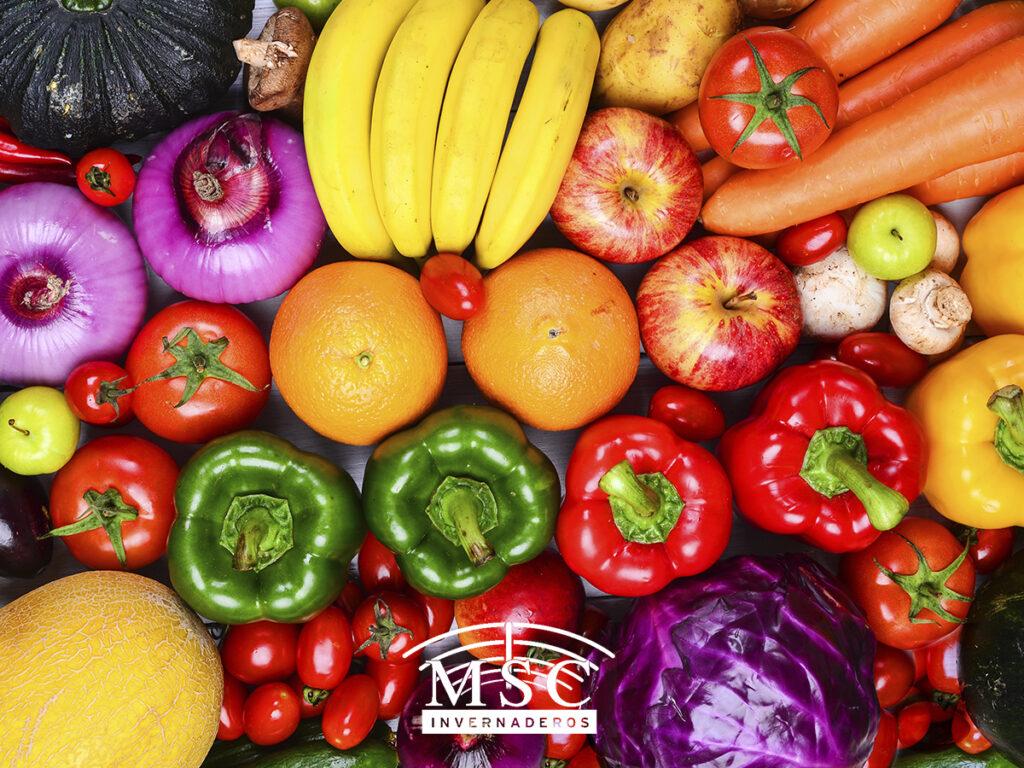 Cómo reconocer la fruta y verdura de calidad